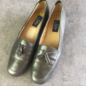 Selby Lirenza Leather Loafers Size 7.5